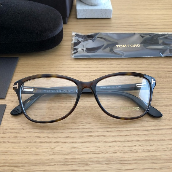 2f3ab4b2e29 TOM FORD NEW Eyewear authentic TF5404 eyeglasses